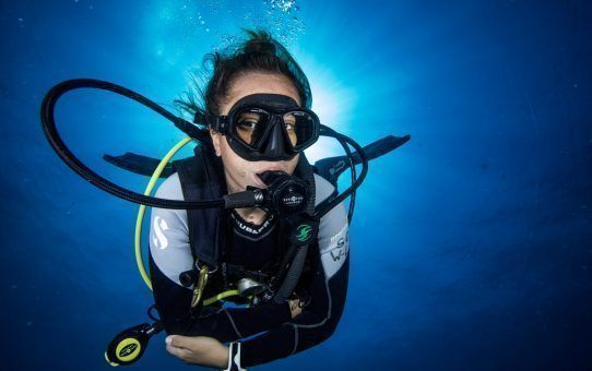 Advanced Open Water Diver Cancun