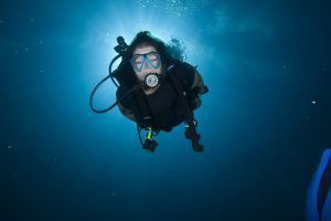 Divemaster certification Cancun
