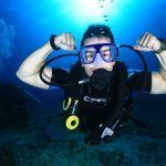 Open water diver course Cancun