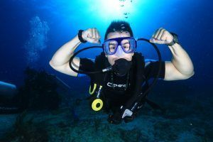 Open water Certification Course Cancun