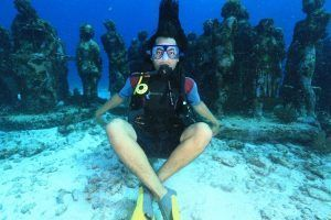 Discover Scuba Diving Beginners Cancun